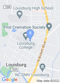 Louisburg College map