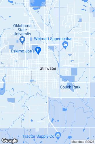 Map of Stillwater