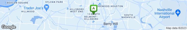Map of Mafiaoza's Pizzeria & Neighborhood Pub