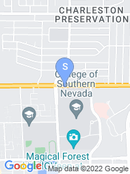 College of Southern Nevada map