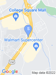 Walters State Community College map