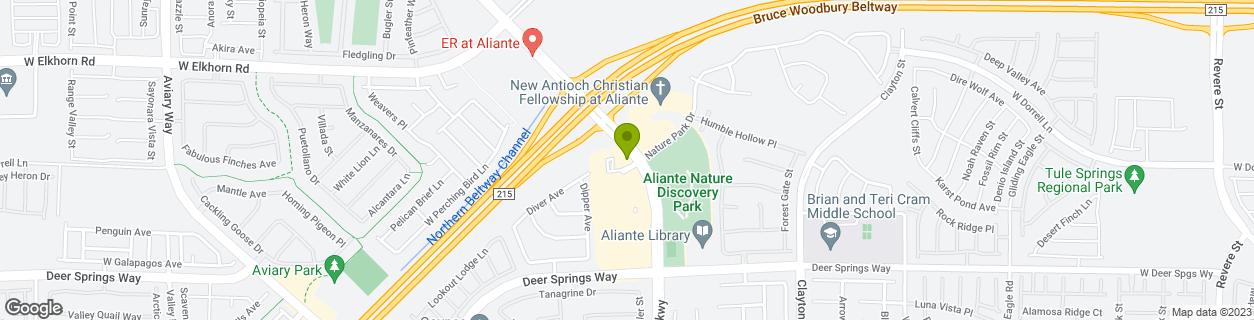 Aliante & I-215, North Las Vegas