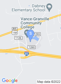 Vance Granville Community College map