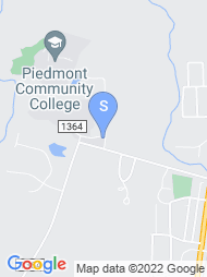 Piedmont Community College map