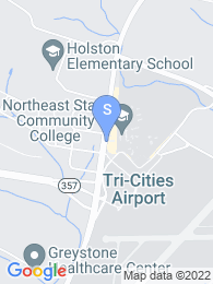 Northeast State Community College map