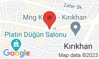 Harita: Hacı Alioğlu Çiğköfte Kirikhan