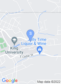 King College map