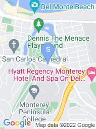 Monterey Peninsula College map