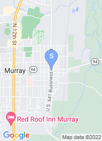 Murray State map
