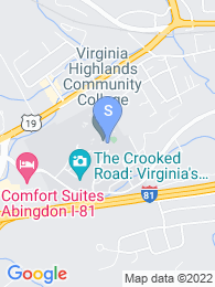Virginia Highlands Community College map