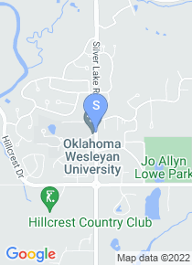 Oklahoma Wesleyan University map