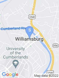 University of the Cumberlands map