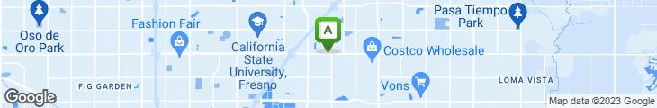 Map of Hometown Buffet