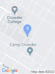Crowder College map