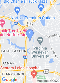 Virginia Wesleyan College map