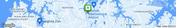 Map of Wolfgang Puck Restaurant