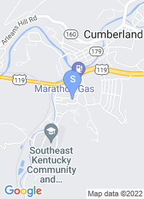 Southeast Kentucky Community College map