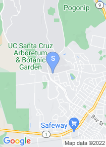 UC Santa Cruz map