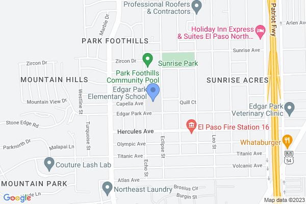 3601 Edgar Park Ave, El Paso, TX 79904, USA