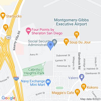 3630 Afton Road, San Diego, CA 92123, USA
