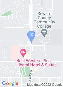 Seward County Community College map