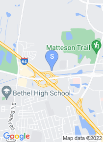 Thomas Nelson Community College map