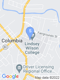 Lindsey Wilson College map