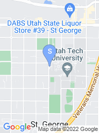 Dixie State College map