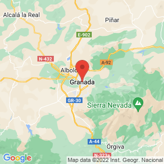 Map - Jakt estate, Granada