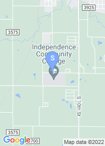 Independence Community College map