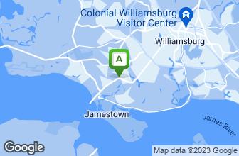 Map of Jamestown Pie Company