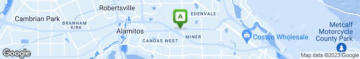Map of Burrito Factory