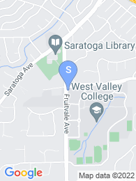 West Valley College map