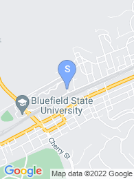 Bluefield State College map