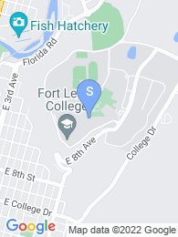 Fort Lewis College map