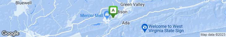 Map of Macado's
