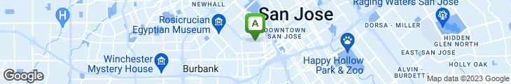 Map of 7 / Seven Restaurant & Lounge