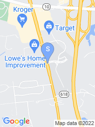 John Tyler Community College map