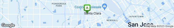 Map of La Paloma Restaurante