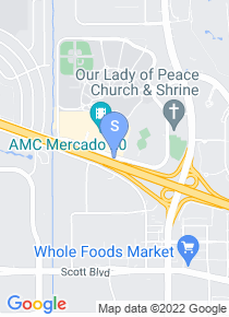 Mission College map