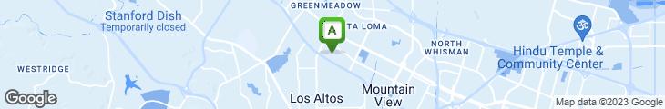 Map of Taco Del Mar