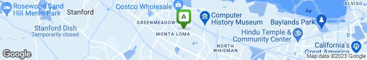 Map of La Costena
