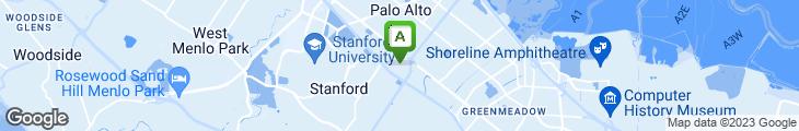 Map of Cafe Pro Bono
