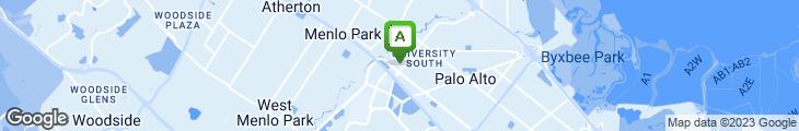 Map of Evvia Estiatorio