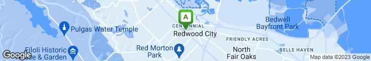 Map of City Pub