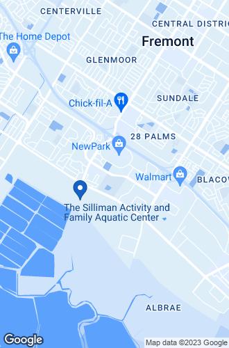 Map of Newark