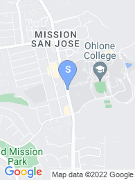 Ohlone Community College map