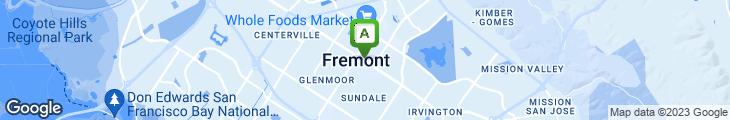 Map of Falafel, Etc