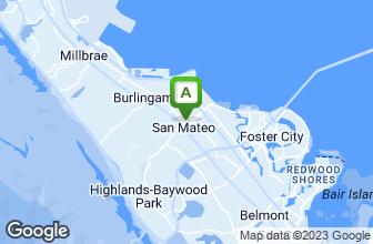 Map of Restaurant Bay Watch