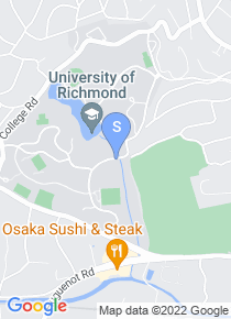 University of Richmond map
